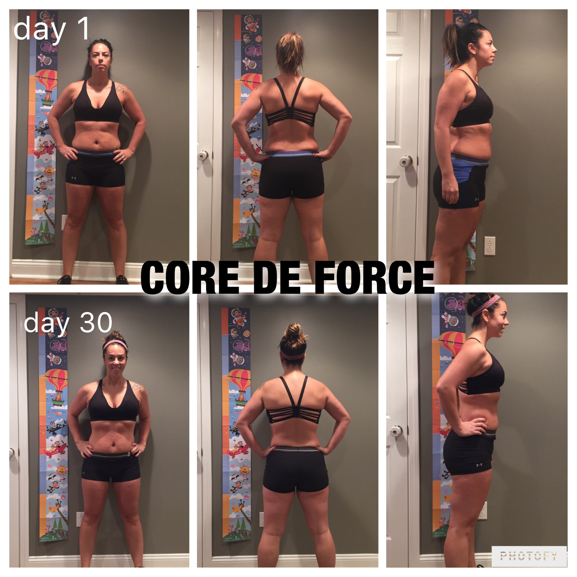 Core De Force Review And Results Fitness Cocktails And